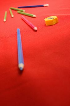 Free Pencils Stock Image - 8115791