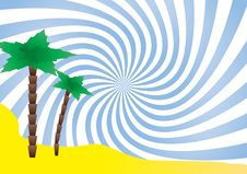 Free Palm Background Stock Image - 8116551