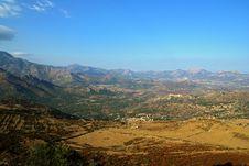 Free Corsica Landscape Royalty Free Stock Image - 8116636