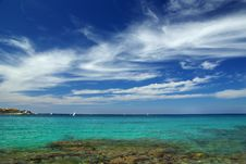 Free Corsica Water Royalty Free Stock Image - 8116686