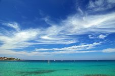 Free Corsica Water Royalty Free Stock Image - 8116706