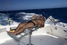 Free Fisherman Royalty Free Stock Photos - 8117188