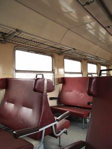 Free Interior Of Train Carriage Stock Photo - 8117400