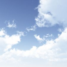 Free Beautiful Cloudscape Stock Images - 8117624