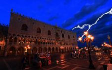 Free The San Marco Plaza Venice Stock Photos - 8119193