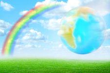 Free Rainbow Stock Photo - 8119870