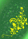 Free Abstract Floral Ornament And Background Royalty Free Stock Photos - 8128428
