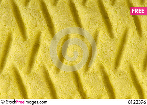 Free Yellow Rough Texture Royalty Free Stock Image - 8123396