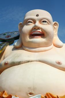 Laughing Buddha Stock Photos