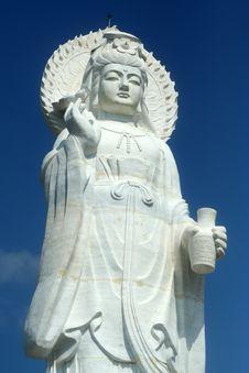 Free Goddess Of Mercy Stock Image - 8122441