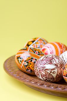 Free Easter Eggs Royalty Free Stock Photo - 8122535