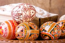 Free Easter Eggs Royalty Free Stock Photos - 8122678