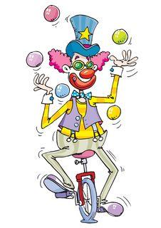 Free Happy Clown Stock Photos - 8123563