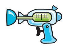 Free Plastic Water Gun Stock Images - 8123594