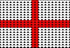 Free England Heart Flag Royalty Free Stock Photos - 8124968