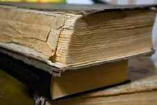 Free Old Books Stock Photo - 8125400