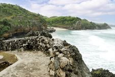 Free Beach Royalty Free Stock Image - 8125726