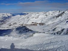 Free Ski Resort Stock Photos - 8126143