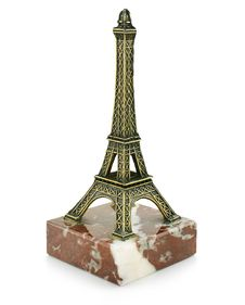 Free Statuette Of Eiffel Tower Royalty Free Stock Images - 8126329