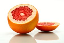Free Grapefruit Stock Photography - 8126762