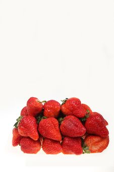 Free Strawberries Stock Photography - 8126872