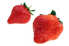 Free Strawberries Stock Image - 8128141