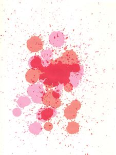 Free Colored Blots Stock Photos - 8128323