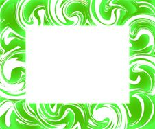 Free Green Frame Stock Images - 8128874