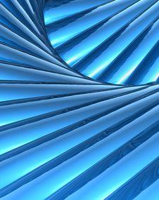 Free Blue Volume Stock Image - 8128981