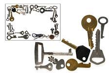 Free Keys Stock Photography - 8129042