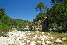 Free Corsica River (Bavella Mountain) Stock Image - 8129091