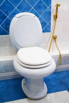 Free Toilet Bowl Stock Images - 8129104