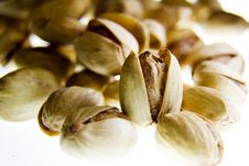 Free Pistachio Royalty Free Stock Photo - 8129535