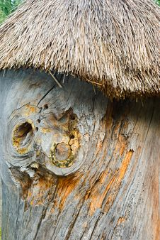 Free Wooden Beehive Stock Photo - 8129600