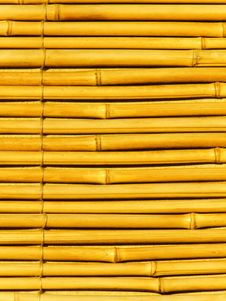 Free Tree Trunks A Bamboo Stock Image - 8129831