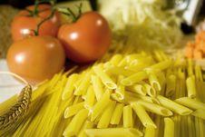 Free Macaroni Royalty Free Stock Image - 8129876