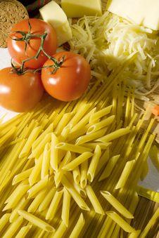 Free Macaroni Royalty Free Stock Image - 8129926