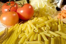 Free Macaroni Royalty Free Stock Image - 8129956