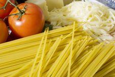 Free Spaghetti Stock Photography - 8129992