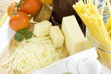 Free Grated Cheese Stock Photos - 8129993