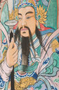 Free Ancient Chinese God Royalty Free Stock Image - 8133336