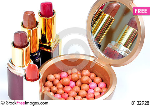 Free Cosmetic Royalty Free Stock Photos - 8132928