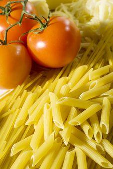 Free Macaroni Stock Image - 8130001