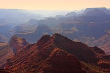 Free Grand Canyon Pastel Sunset Stock Photo - 8130740