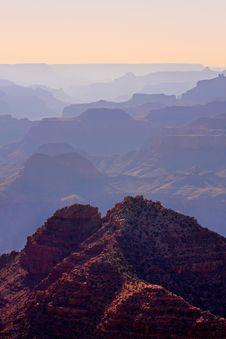 Free Pastel Canyon Royalty Free Stock Image - 8130746