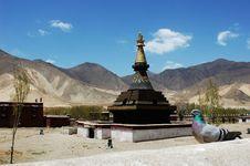 Free A Tibetan Lamasery Stock Image - 8131241