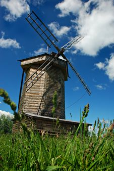 Free Windmill Stock Images - 8131534