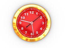 Free Wall Clock Royalty Free Stock Image - 8131596