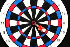 Free Darts Royalty Free Stock Image - 8131656