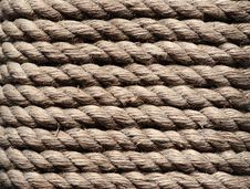Free Rope Background Stock Photography - 8131872